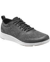 Superfeet Men's Stuart Shoe - 8 - Black / Castlerock