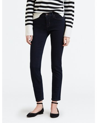 Levi's Women's Classic Modern Mid Rise Skinny Jeans