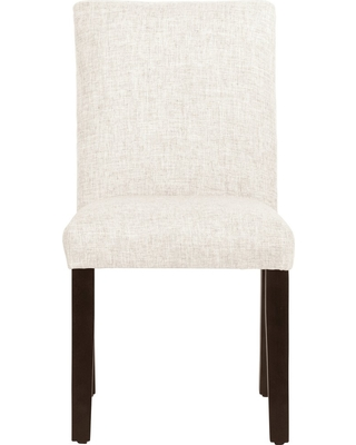 68f5c73fc24 Spectacular Deals on Parsons Dining Chair Off White Linen - Threshold