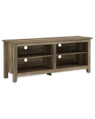 Forest Gate™ Thomas 58-Inch TV Stand in Rustic Oak