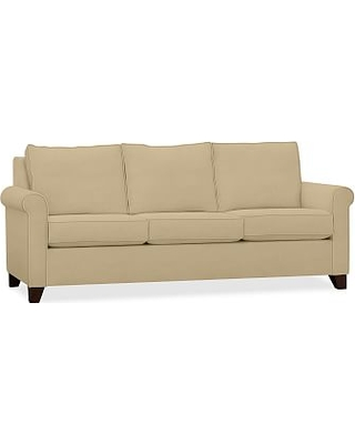Pleasant Cameron Roll Arm Upholstered Sleeper Sofa Polyester Wrapped Cushions Performance Everydaysuede Tm Oat From Pottery Barn People Inzonedesignstudio Interior Chair Design Inzonedesignstudiocom