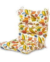 Outdoor High Back Chair Cushion - Esprit - Greendale Home Fashions, Multi-Colored