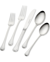 J.a. Henckels International Astley 65-Pc. 18/10 Stainless Steel Flatware Set, Service For 12