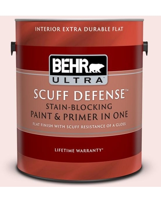 The Best Sales For Behr Ultra 1 Gal Rd W03 My Sweetheart Extra Durable Flat Interior Paint And Primer In One
