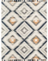 CosmoLiving by Cosmopolitan Golden Girl Ivory Area Rug 79353027 Rug Size: Rectangle 5' x 7'