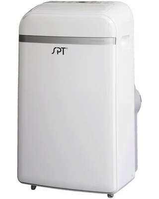 """WA-1484E1 19"""" Portable Air Conditioner with 14000 BTU Cooling Self-Evaporating Technology LCDI Plug Digital Temperature Display Directional Air"""