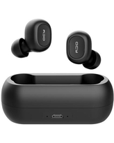 QCY T1C TWS bluetooth Earphones Wireless Earbuds New Edition HiFi AAC Stereo Calls Low Latency Gaming Headset Mini Headphones