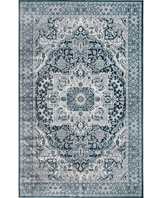 Find Savings On Cappiello Gray Area Rug World Menagerie Rug Size Rectangle 5 X 8