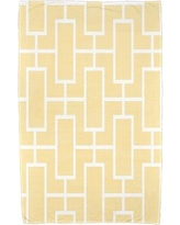 Ivy Bronx Sailer Beach Towel IVBX7472 Color: Yellow