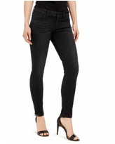 Guess Power Skinny Low Rise Jeans - Novak Wash