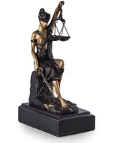 Big Deal On World Menagerie Levi Lady Justice Figurine X112592404
