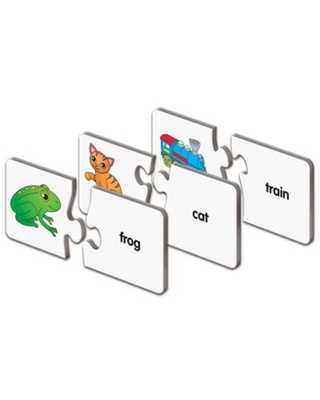 The Learning Journey Match It!® First Words Puzzle Cards