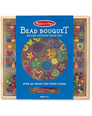 Bead Bouquet - Arts & Crafts for Babies - Fat Brain Toys