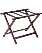 Wood Luggage Rack