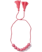 Tea Collection Peppercorn Kids Crochet Necklace