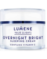 Lumene Valo Overnight Bright Sleeping Cream, 1.7 Fluid Ounce