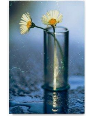 """Ebern Designs 'With You' Graphic Art Print on Wrapped Canvas ENDE1656 Size: 24"""" H x 16"""" W"""