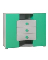 Special Prices On Janice 6 Drawer Combo Dresser Harriet Bee