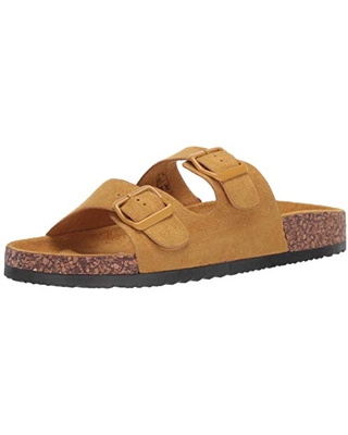 Coolway Women's LUBBY Sandal, mos, 38 M US