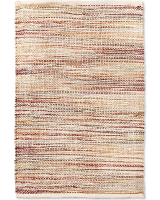 2'X3' Woven Accent Rug Natural - Threshold , Adult Unisex, Size: 2'X3', Warm Natural