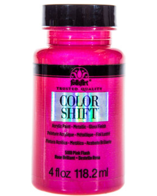 Here's a Great Price on Pink Flash Color Shift Acrylic Paint