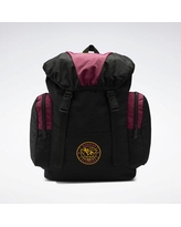 Reebok Unisex Classics Archive Backpack in Black Size N SZ - Casual Accessories