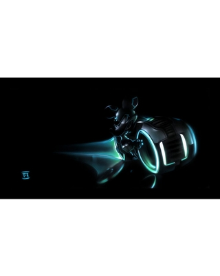 ''Mickey LightCycle'' Gicle by Noah Official shopDisney