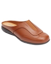 Women's The Kailey Mule by Comfortview in Cognac (Size 10 1/2 M)
