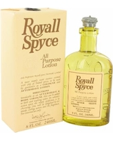 Royall Spyce For Men By Royall Fragrances All Purpose Lotion / Cologne 8 Oz
