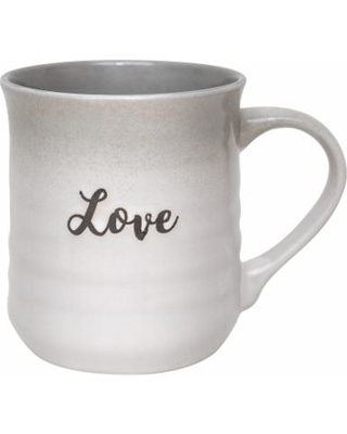 a8f3b273428 Summer sales are here! 55% Off Enchante Gray Reactive Glaze Love Mug