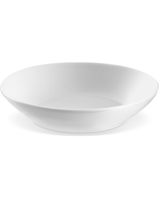 Pillivuyt Coupe Porcelain Soup/Pasta Plates, Set of 4