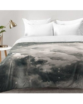 East Urban Home Find Me Among The Stars Comforter Set EAHU7216 Size: Full/Queen