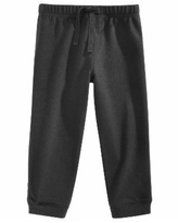 First Impressions Toddler Boy Knit Jogger, Created for Macy's - Deep Black