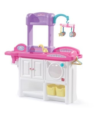 Step2® Love & Care Deluxe Toy Nursery