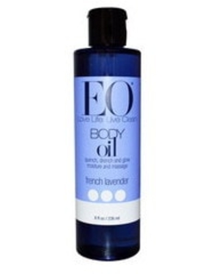 EO Products Everyday Body Oil French Lavender, 8 oz   CVS
