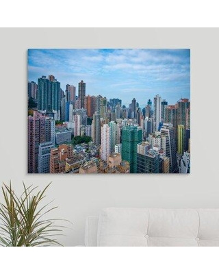 """Ebern Designs 'All Together' Photographic Print on Canvas X111995815 Size: 27"""" H x 36"""" W x 1.5"""" D"""