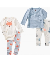 Tea Collection Fox & Forest Baby Set