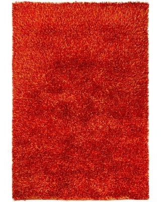 Latitude Run® Raminez Red Area Rug MUUO3440 Rug Size: Rectangle 5' x 7'6""