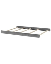Soho Baby Chandler Full Bed Conversion Kit in Graphite Grey