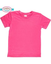 Hot Pink Knitted Toddler T-Shirt - 4T