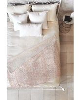"East Urban Home Marrakeshi Blanket ETHM6341 Size: 80"" L x 60"" W, Color: Pink"