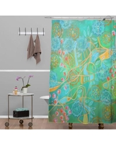 Latitude Run Syden Shower Curtain LTRN3695
