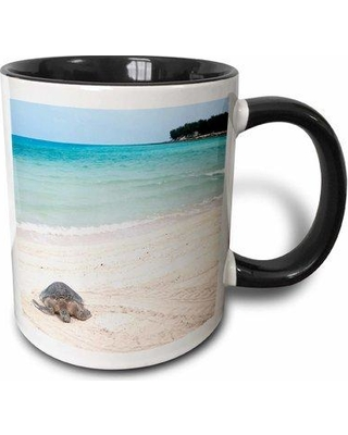 East Urban Home Hawaiian Daisy Gilardini Coffee Mug W000570093