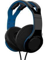 VoltEdge PlayStation 4, TX30 Wired Headset, Blue / Black, TX30PS4-BL