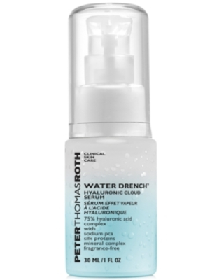 Peter Thomas Roth Water Drench Hyaluronic Cloud Serum, 1 fl oz