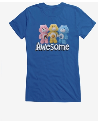 Care Bears Stuffed Awesome Girls T-Shirt