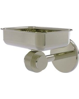 Allied Brass Satellite Orbit Two Soap Dish 7232G Finish: Polished Nickel