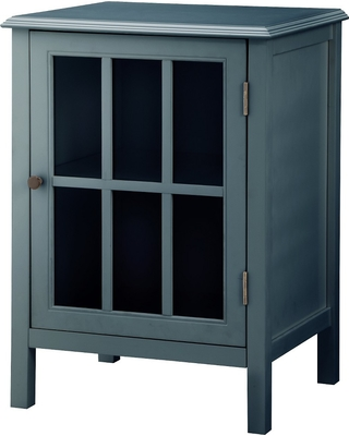 Charmant Windham One Door Accent Cabinet   Overcast   Threshold