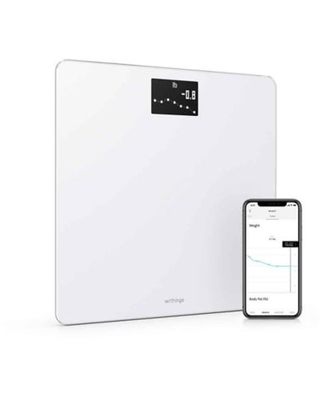 Withings Body Weight & BMI Wi-Fi Smart Scale in White