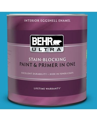 Get Ahold Of Fantastic Deals On Behr Ultra 1 Qt P490 5 Yucatan Extra Durable Eggshell Enamel Interior Paint And Primer In One